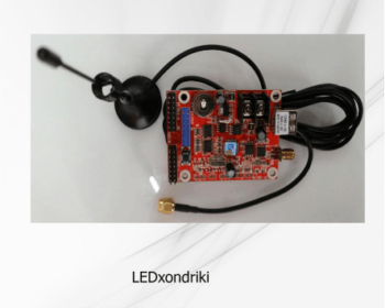 TF-WIFI Power led 2