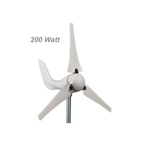 Ανεμογεννήτρια 200 Watt